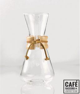 Cafetière CHEMEX 1-3 tasses 450 ml