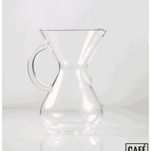 Cafetière CHEMEX 3 tasses avec poignée 450 ml