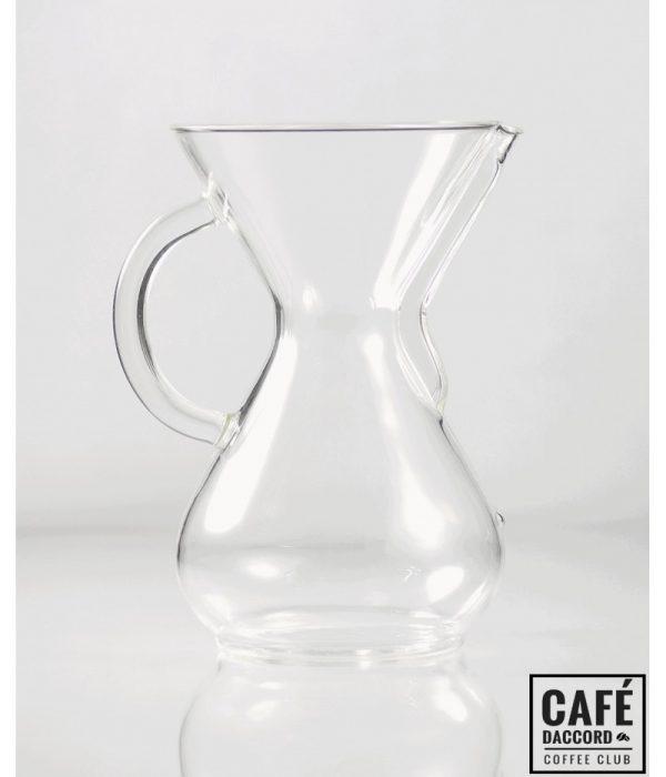 Cafetière CHEMEX 6 tasses avec poignée 900 ml