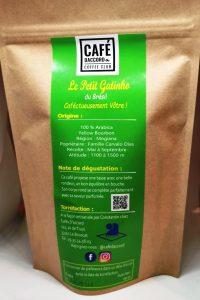 Café exceptionnel du Brésil